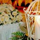 130x130 sq 1245761360343 weddingflowercandlelarge