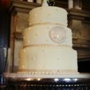 130x130 sq 1369195708591 medallion dot wedding cake urbane