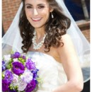 130x130 sq 1414099141539 lauras bride with flowers   copy