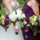 130x130 sq 1416537040759 bridesmaids bouquet   stacys wedding