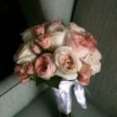 130x130 sq 1416537118115 bridal bouquet of david austin