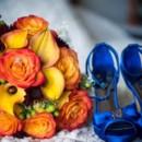 130x130 sq 1416540783485 orange roses yellowcalla lilies