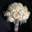 130x130 sq 1416540788504 sahara roses white dahlias stephonsis dusty milles