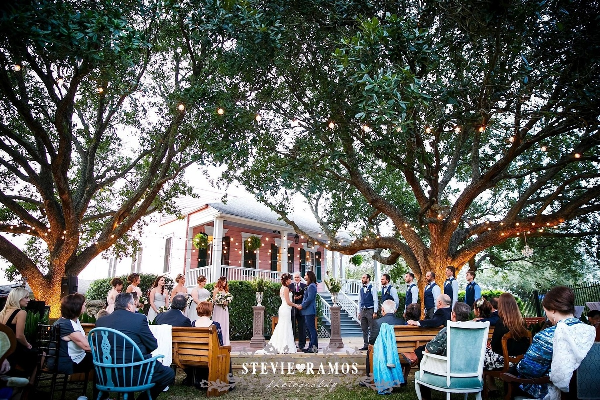 Compass point events venue new orleans la weddingwire junglespirit Choice Image