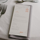 Dinner included, a first course, entree, dessert, and wine pairings.  Invitations: Juting Design Studio from Etsy