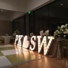 marquee house of letters 3ft marquee letter rental With marquee letter rental dallas