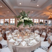 220x220 sq 1428805032155 set up. chair covers