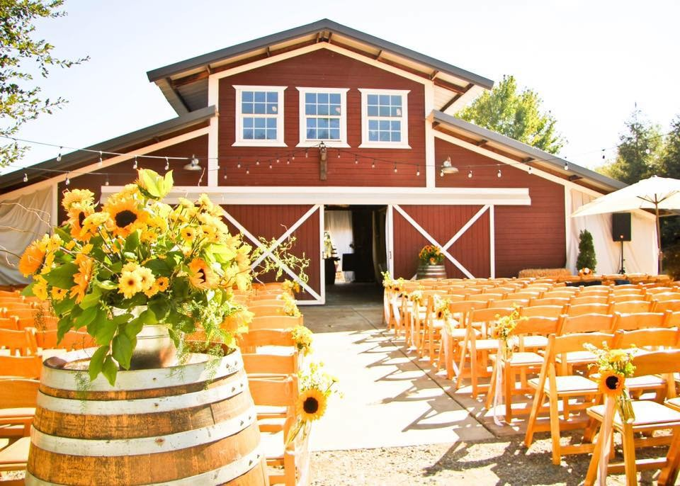 Red Barn Weddings - Venue - Wilton, CA - WeddingWire