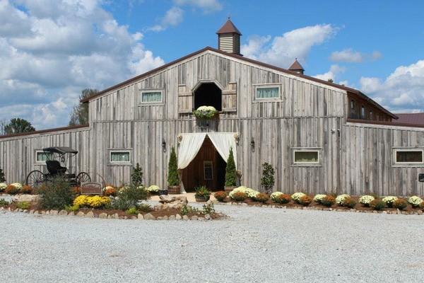 Meadow Creek Farm Toney Al Wedding Venue