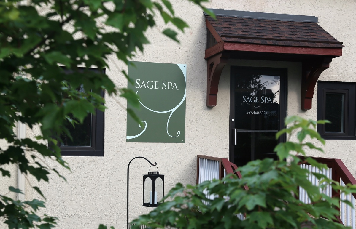 Sage spa beauty health fort washington pa weddingwire for Sage salon
