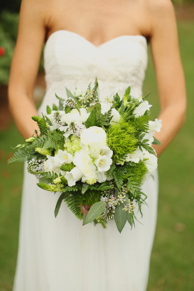 Green white alabama bouquet greenery hydrangea lily of the valley the bouquets featured roses hydrangeas lily of the valley green trick ferns mightylinksfo