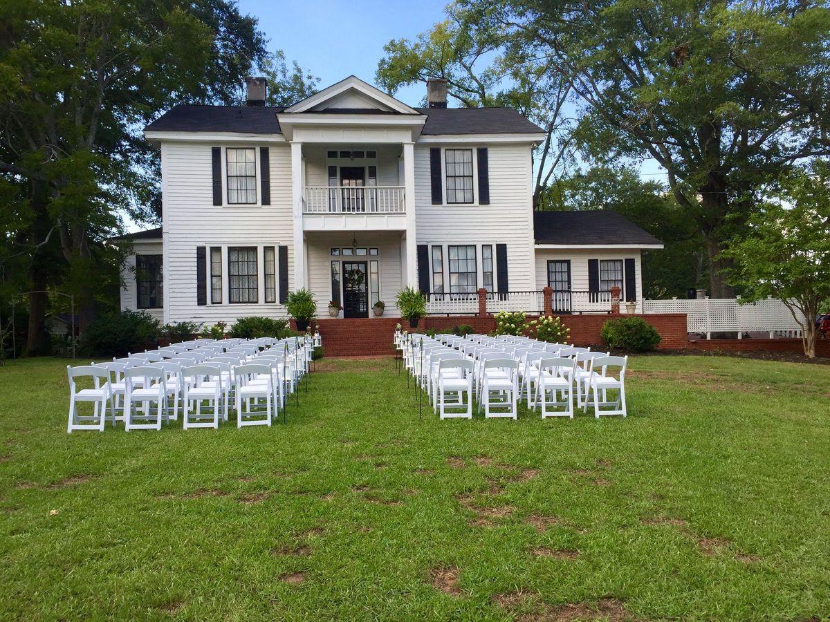 The warren house venue jonesboro ga weddingwire for The warren house