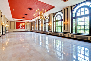 The Virginia Dare Ballroom At Sir Walter Apartments Wedding Ceremony Amp Reception Venue North