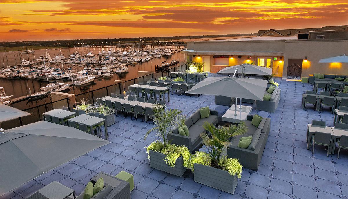 Hilton Garden Inn Charleston Waterfront Venue Charleston Sc Weddingwire