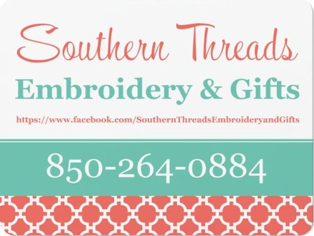 Southern Threads Embroidery & Gifts LLC