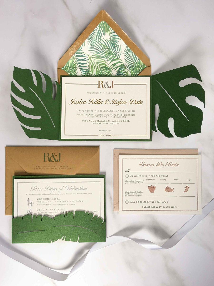 TYPE A INVITATIONS, LLC. - Invitations - Washington, DC - WeddingWire