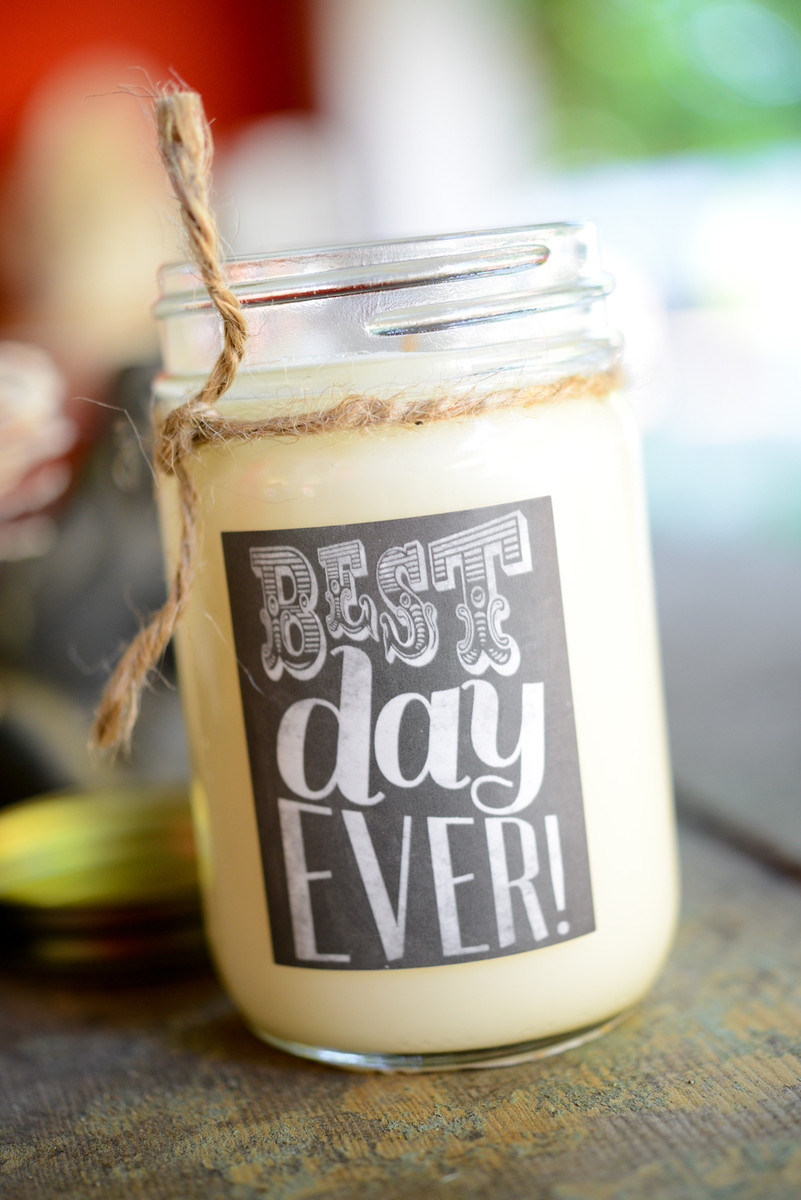 California Candles Summer Wedding Favors Photos & Pictures ...