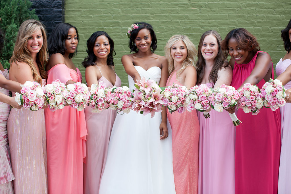 Rustic Brooklyn Warehouse Wedding , Wedding Real Weddings Gallery by ...