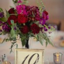 Table numbers were placed in picture frames.   Venue: Martha Clara Vineyards  Floral Designer: Sugar Magnolias