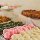 In addition, there were an assortment of other sweets such as macarons.  Venue:Ambient Plus Studio  Event Planner: Yuri Kim ofWedding Designs