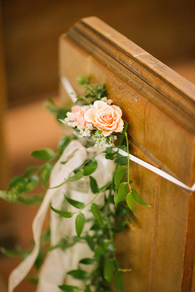 Romantic Green Pink Aisle Markers Decor Greenery House Of Worship Indoor Ceremony Rose Spring