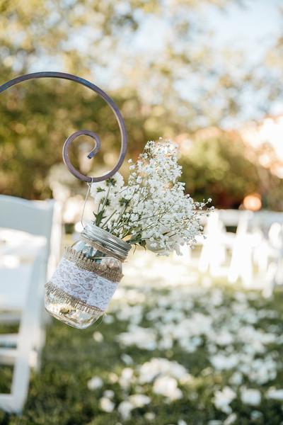 Aisle Markers Fall Florida Outdoor Ceremony Wedding Dresses Photos ...