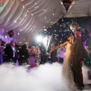 130x130 sq 1444686375820 wedding first dance white confetti and dry ice cra