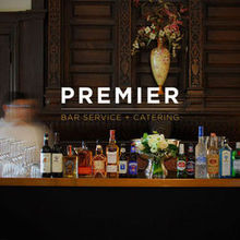 Premier Bar Service + Catering