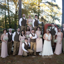 220x220 sq 1433549378473 bridal party truck copy