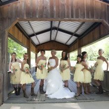 220x220 sq 1433550418298 bridal party on bridge