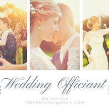 Wedding Officiant & Wedding Planner: Tiffany Bryant