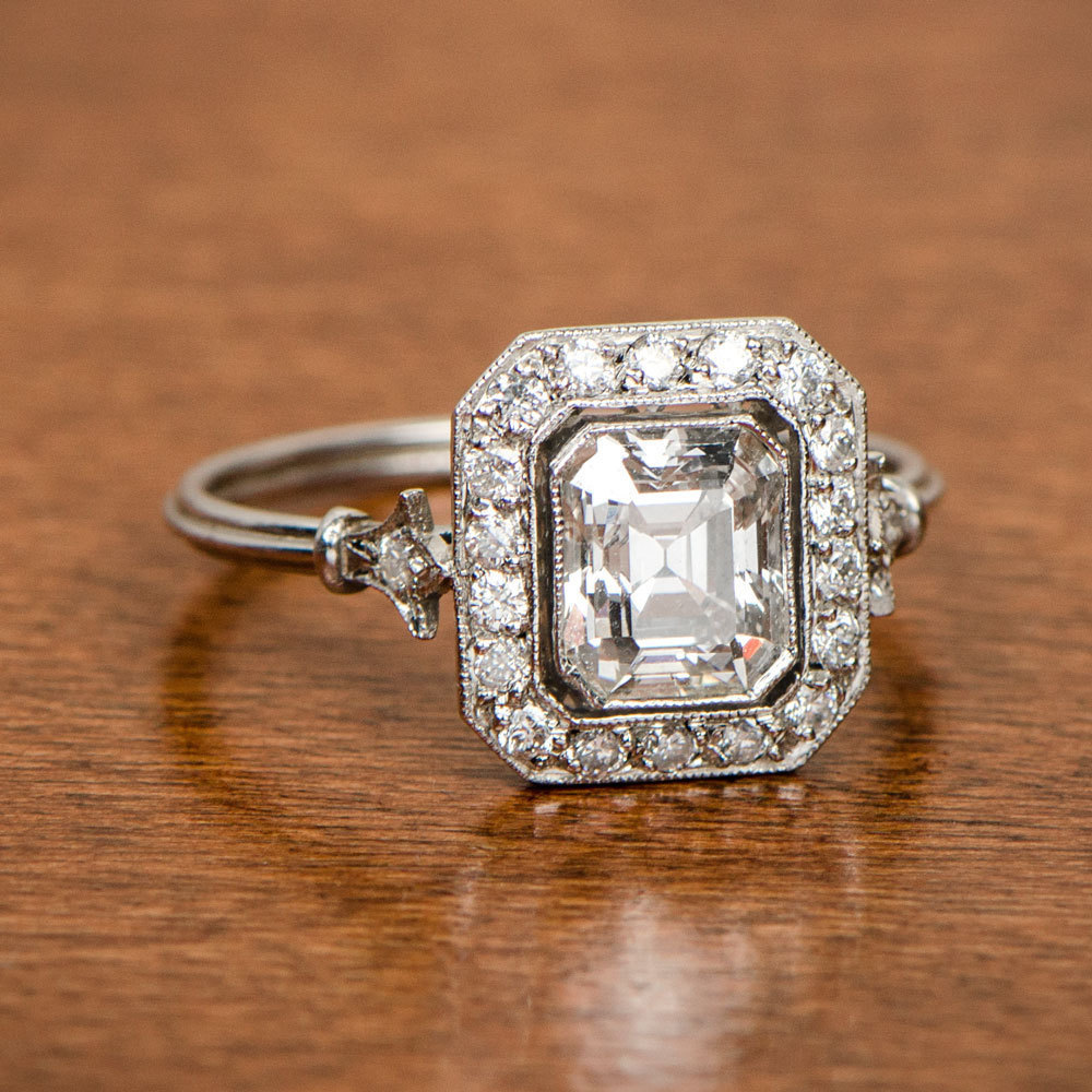 Antique Diamond Engagement Rings New York City