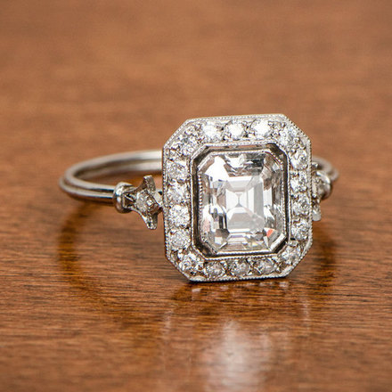 Estate Diamond Jewelry