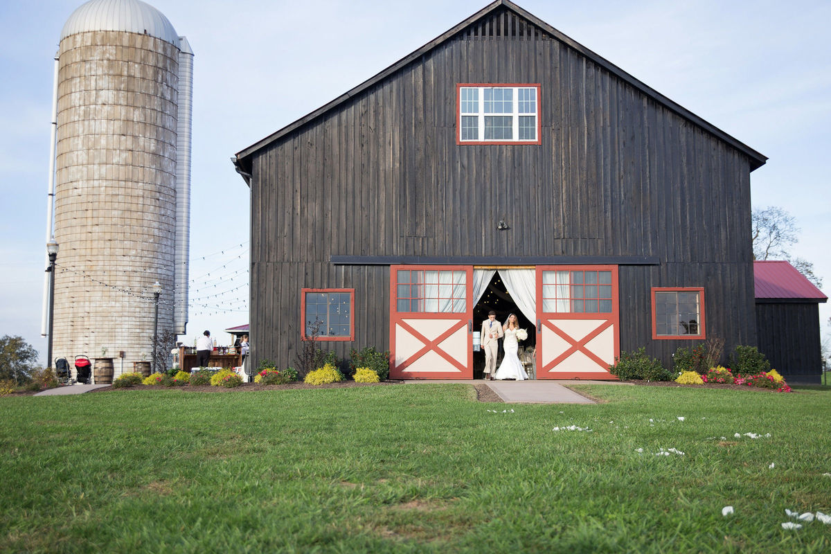 Event Barn at Evans Orchard and Cider Mill - Venue - Georgetown, KY ...