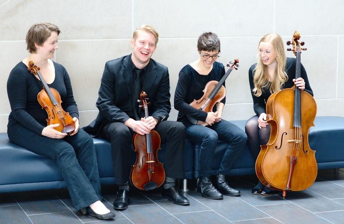 Quartet442 String Quartet Ceremony Music Rochester