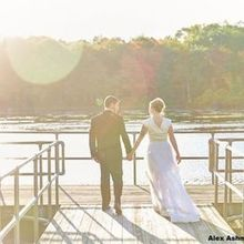 220x220 sq 1500673459 406adba1506877d4 1500673369797 camp hemlocks dock wedding