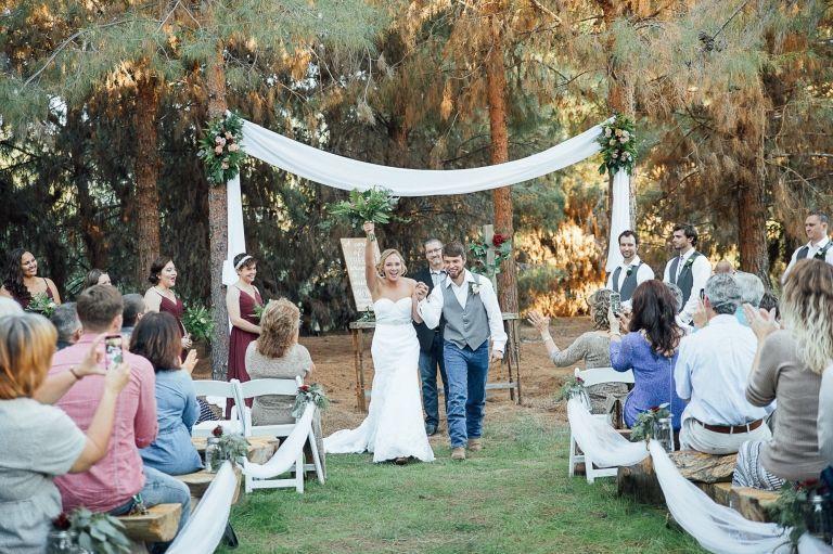 weddings at schnepf farms venue queen creek az