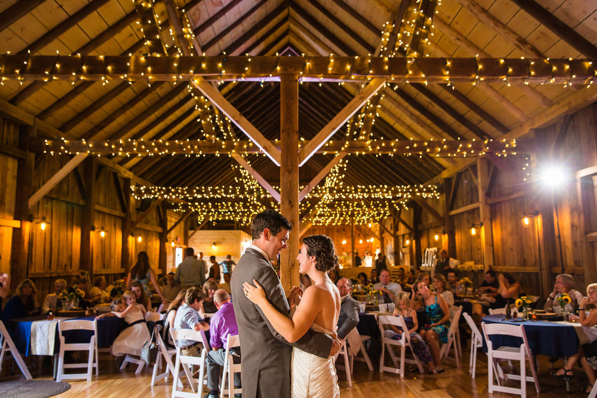 The Mansfield Barn Plattsburgh Wedding Venues