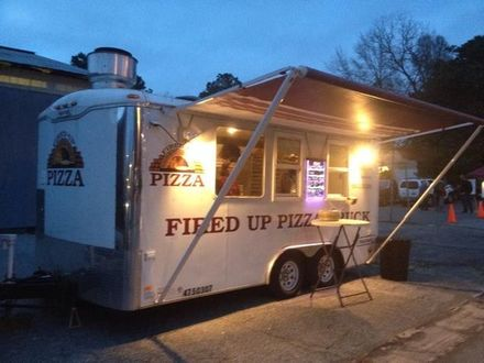 Fired Up Pizza Truck