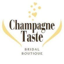 220x220 sq 1493060426 d18955a146ba6b1a champagne taste bridal logo  1