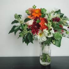 220x220 sq 1449844018006 local flower bouquet juliette