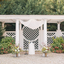 220x220 sq 1449846466051 octoberceremony local flowers nybg wedding