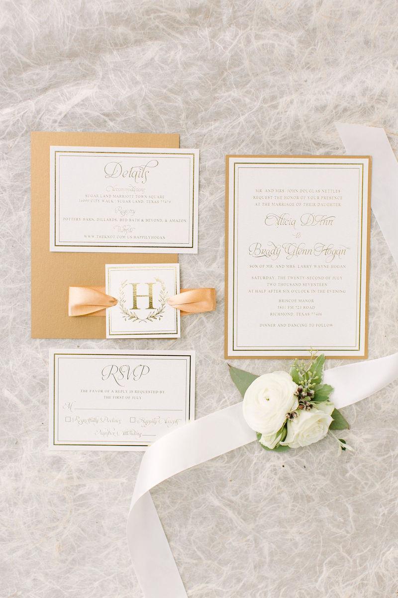 Elias Paper Co. - Invitations - Spring, TX - WeddingWire