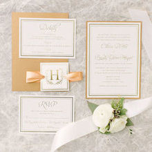 Invitation solutions invitations houston tx weddingwire elias paper co stopboris Gallery