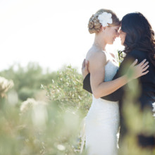 220x220 sq 1466023715632 flagstaff wedding couple lesbian