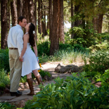 220x220 sq 1466023731733 flagstaff wedding couple arboretum