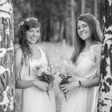 220x220 sq 1467393752246 flagstaff wedding couple same sex lesbian