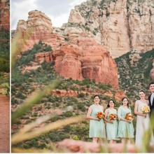 220x220 sq 1467393842098 sedona bridal party