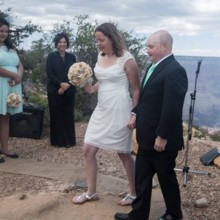 220x220 sq 1467393958104 grand canyon bride  groom