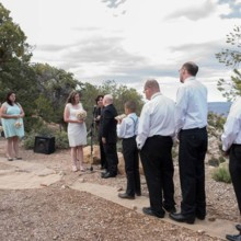 220x220 sq 1467393979452 grand canyon wedding party 2